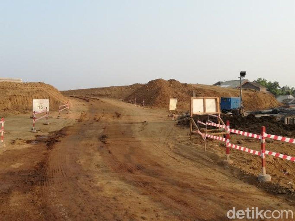Pembangunan Tol Gempol-Pasuruan Seksi III Terus Dikebut