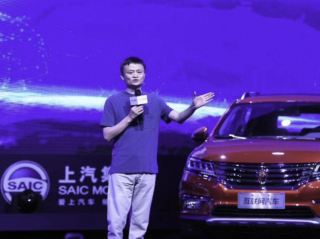 Mengintip Mobil Murah Buatan China Tunggangan Jack Ma