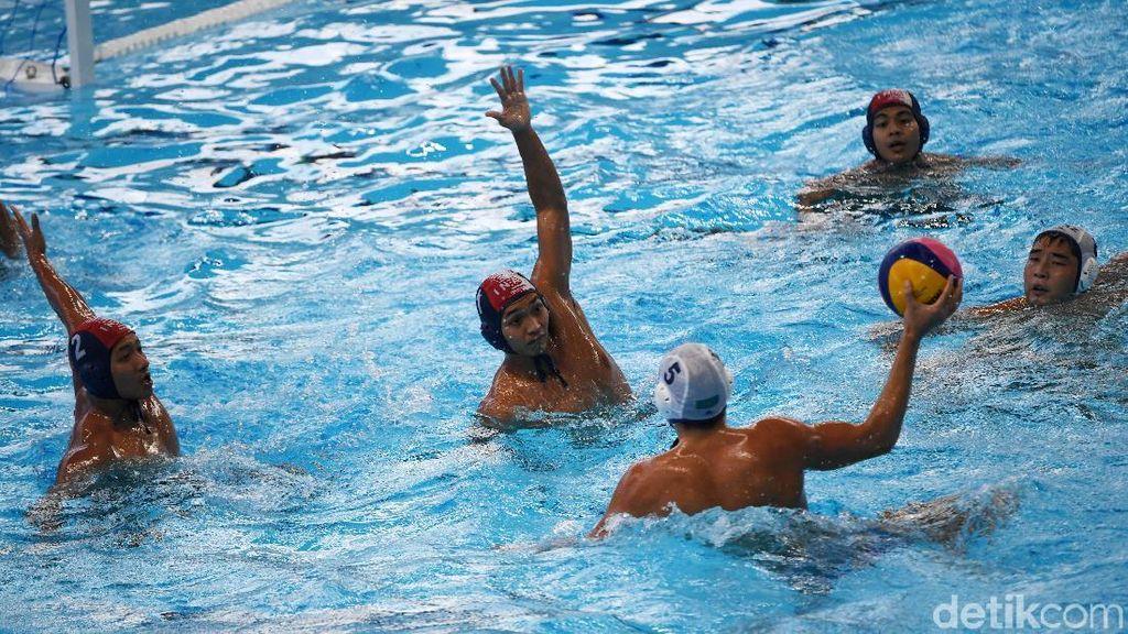 Polo Air Putra Indonesia Kandas di Perempatfinal