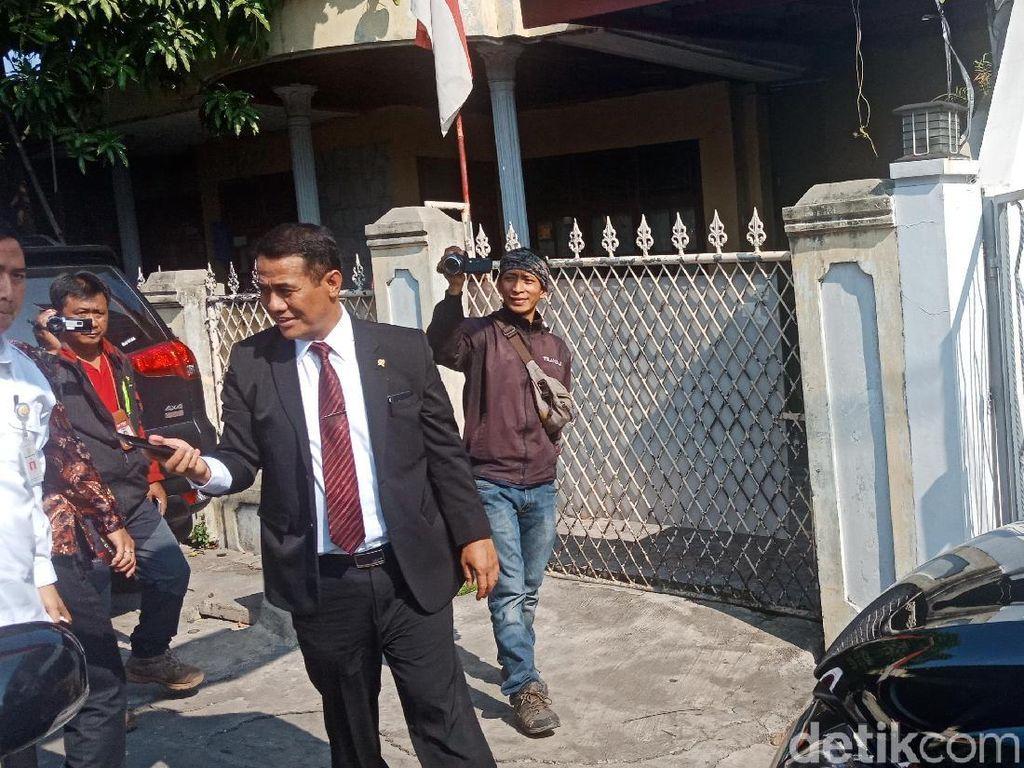 Jokowi-Prabowo Berpelukan, Mentan: Menandakan Kita Satu