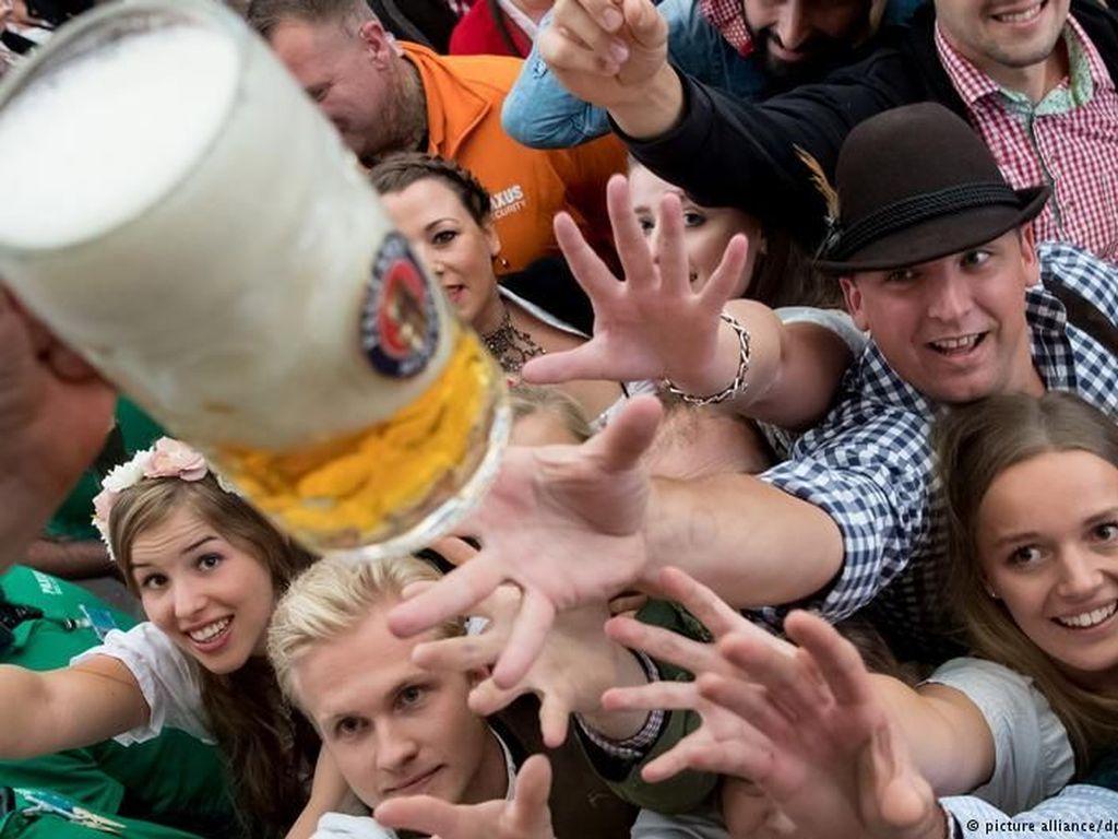Amankan Oktoberfest, Jerman Kerahkan Polisi Berkemampuan Super