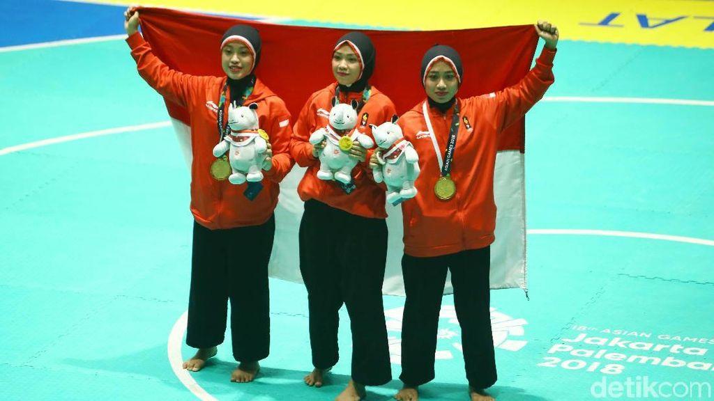 14 Pendekar Emas Indonesia