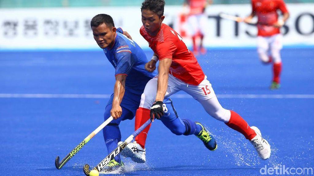 Tim Hoki Putra Indonesia Finis di Posisi 10