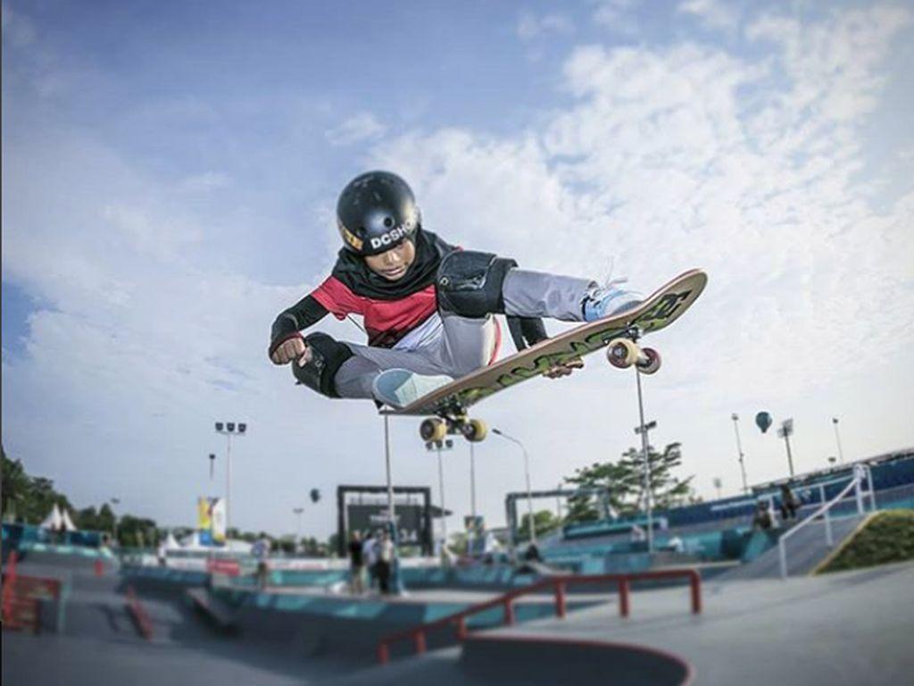 Skateboard Indonesia Berprestasi, Komunitas Ikut Ketiban Rezeki