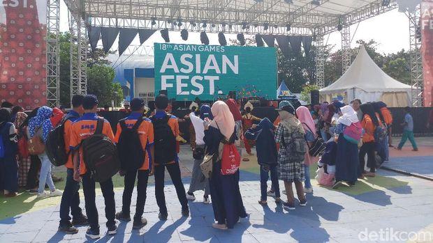 Tarian Melayu biar Asian Games 2018 Tetap Bergelora di Jakabaring
