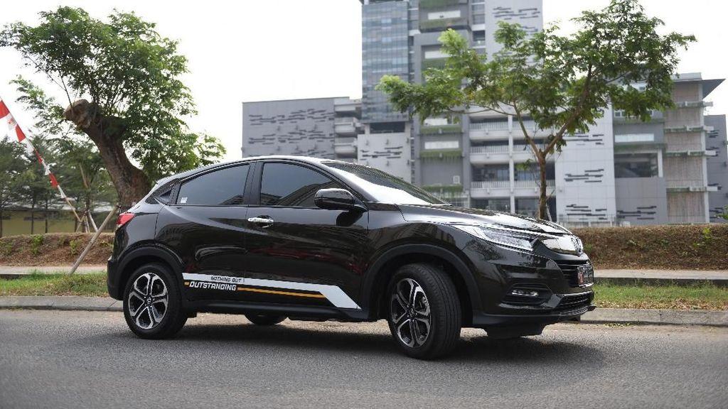 Si Ganteng Honda HR-V