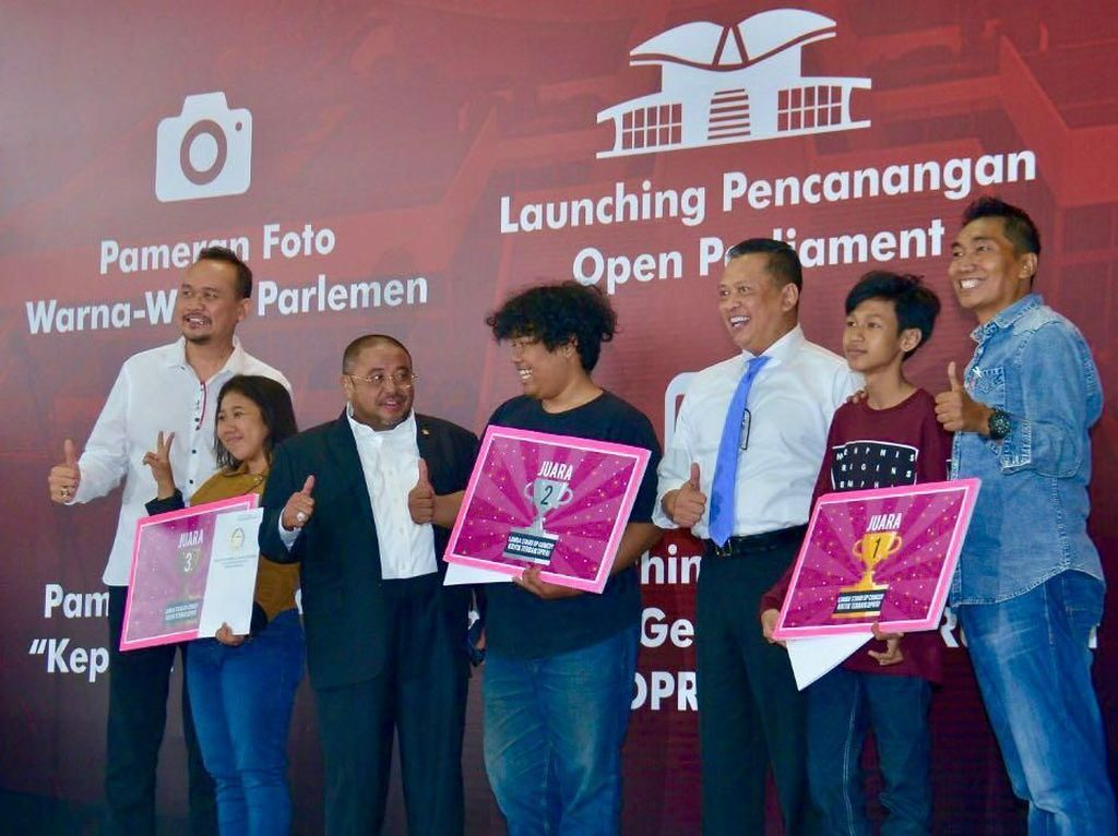 Lewat Stand Up Kritik DPR, Bamsoet Ingin Tampung Kritikan Milenial