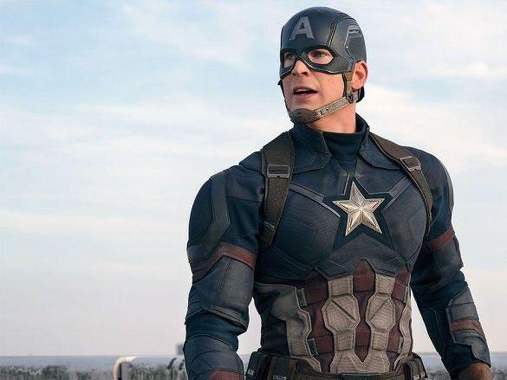 Captain America hingga Wonder Woman, Ini Pola Makan 5 Pemeran Superhero