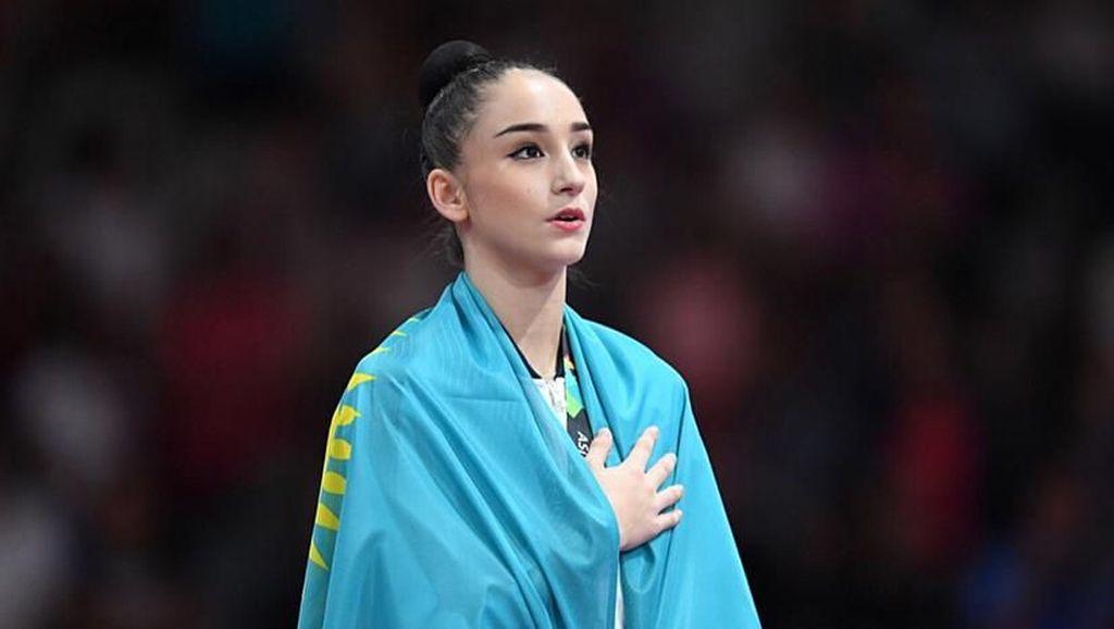 Atlet Asian Games Imut bak Boneka Ini Bukti Kazakhstan Gudang Wanita Cantik
