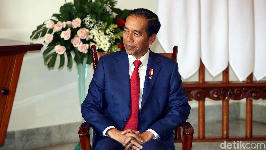 Jokowi Bertemu Menlu Arab Saudi