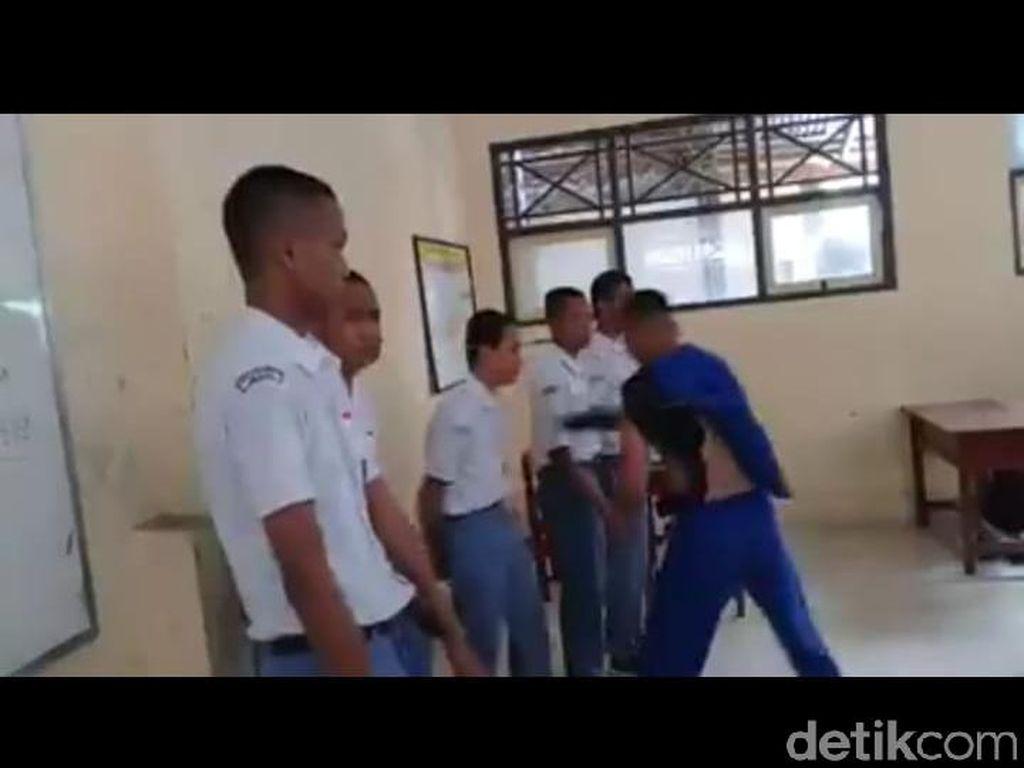 Pemukul Siswa SMKN 3 Tegal yang Viral Diminta Mundur dari Sekolah