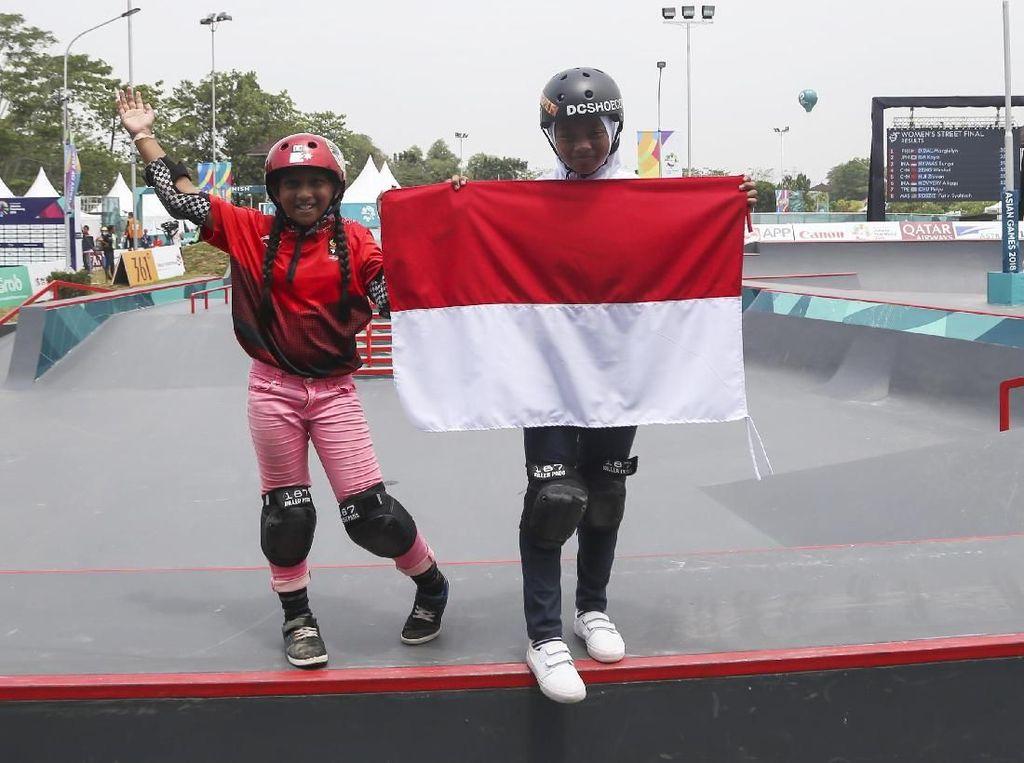 Menyematkan Harapan Indonesia ke Atlet Belia di Atas Papan Luncurnya