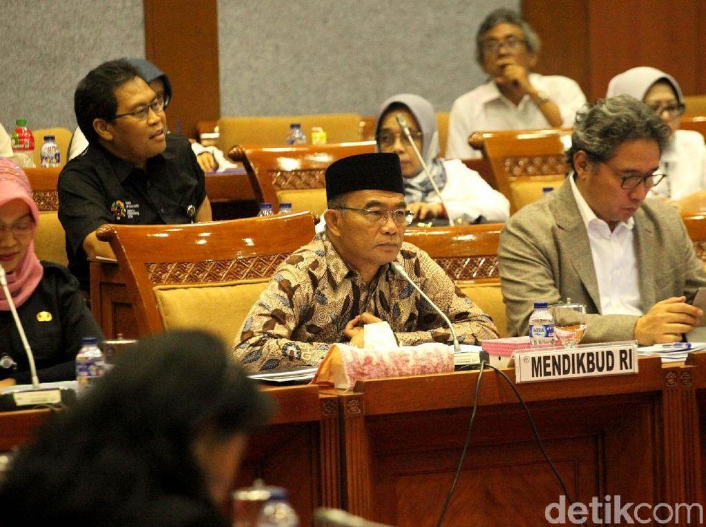 Komisi X DPR Setujui Anggaran Kemendikbud Rp 35,9 Triliun