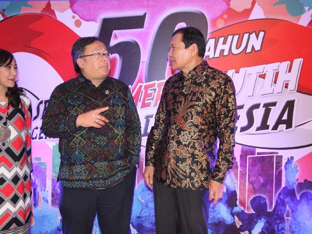 Semangat Merah Putih Generasi Muda Indonesia