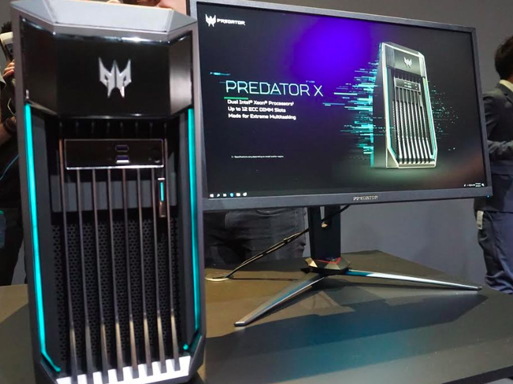 Acer Resmikan Komputer Gahar Predator X