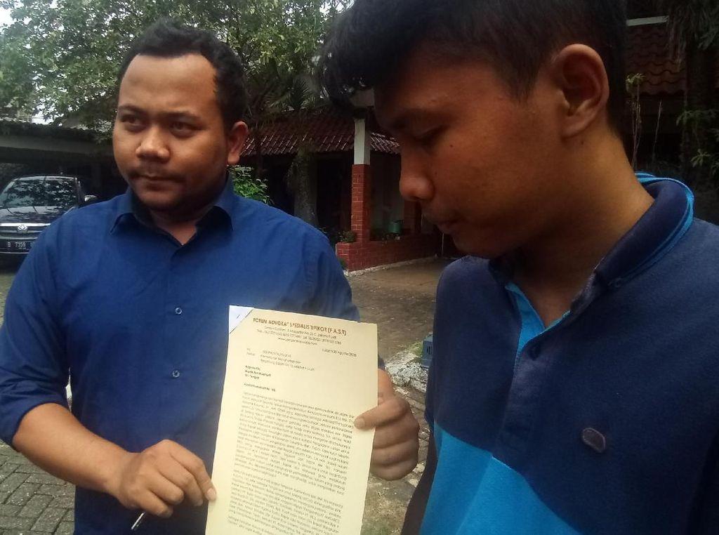 Datangi Rumah Nur Mahmudi, Advokat Tawarkan Pendampingan Hukum