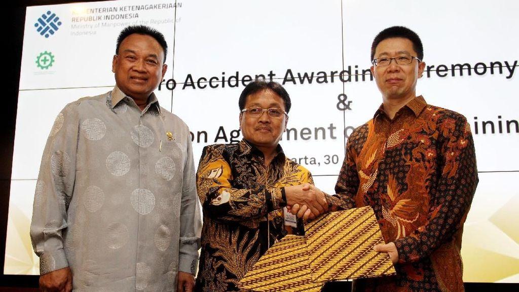 Penghargaan Nihil Kecelakaan Kerja