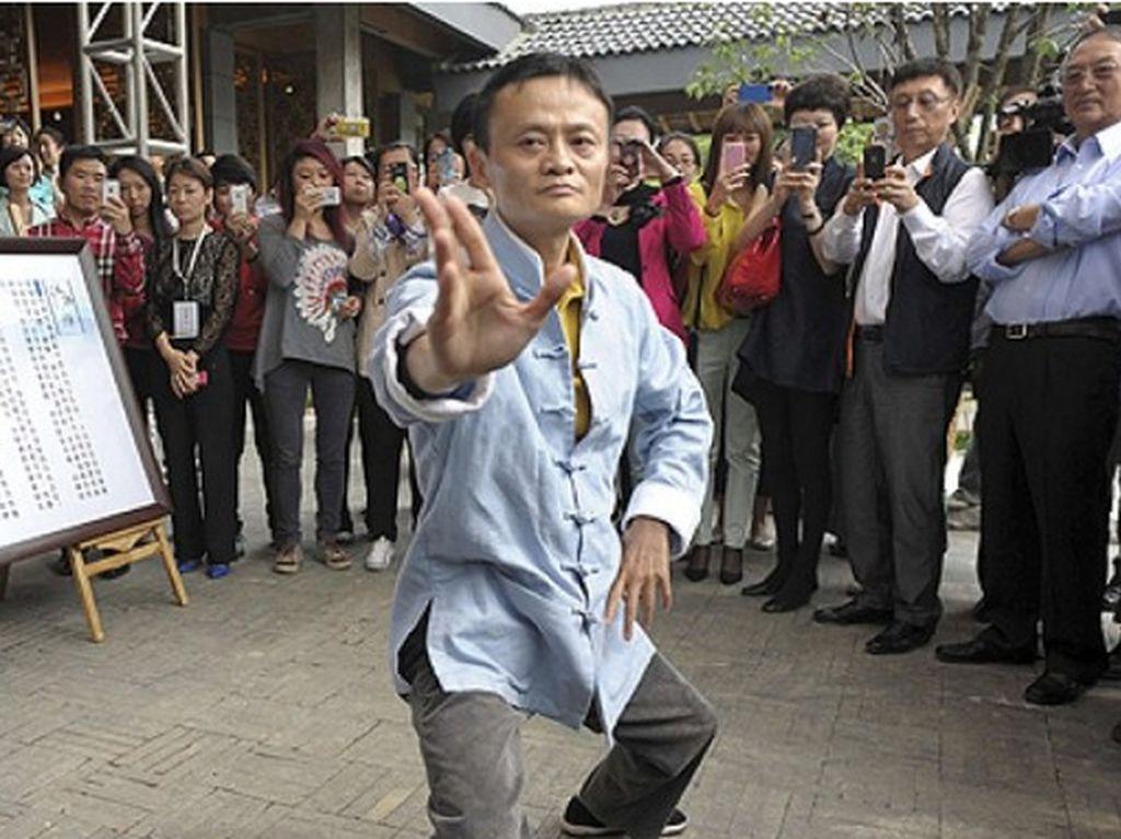 Berharta Rp 502 Triliun, Jack Ma Tetap Ingin Jadi Guru