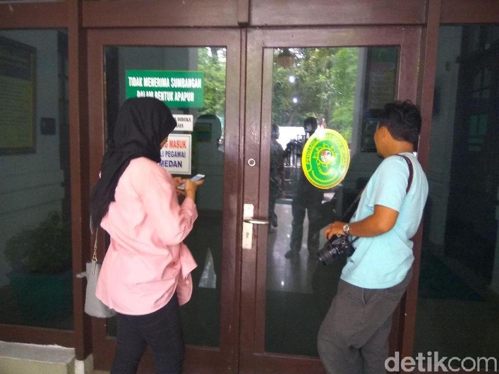 KPK Geledah PN Medan