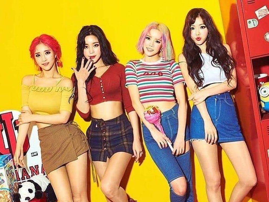 Beredar Video Kamera Tersembunyi di Ruang Ganti Member Girlband K-Pop