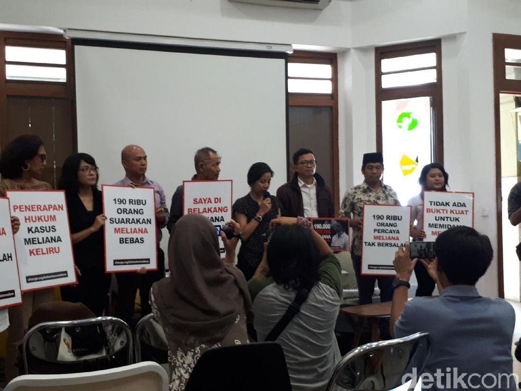 Putri Gus Dur Siap Jamin Penangguhan Penahanan Meliana