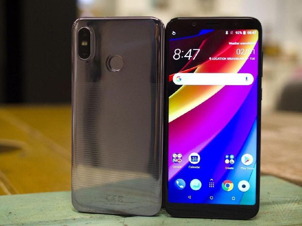 HTC U12 Lite Dirilis  Bawa Cita Rasa Nexus