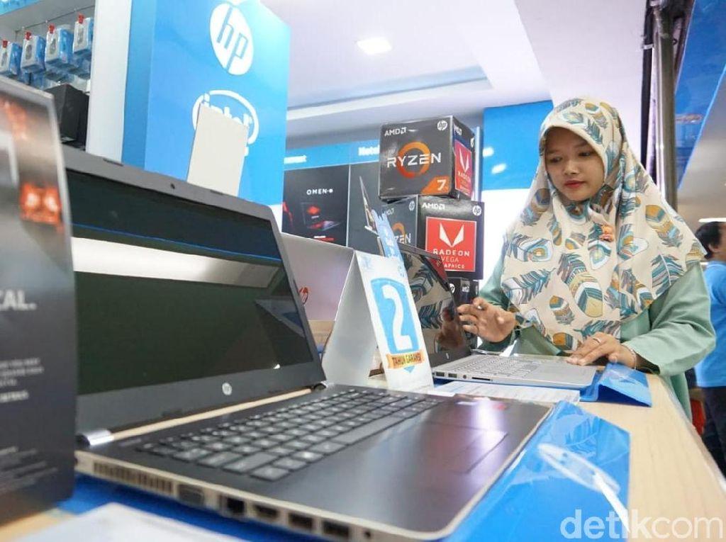 Harga Laptop Terdampak Dolar Ngamuk