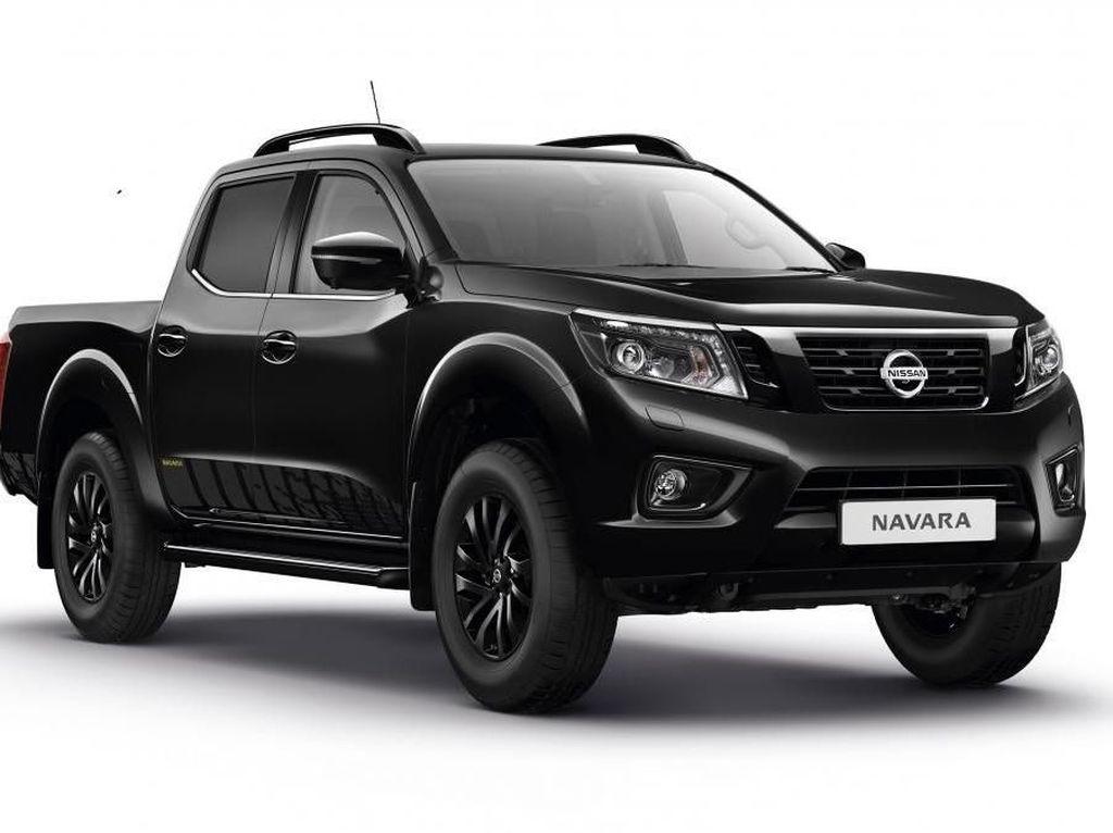 Mobil Nissan Navara Edisi Spesial N-Guard, Tangguh!