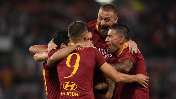 Segrup dengan Madrid, Roma Bidik Runner-up
