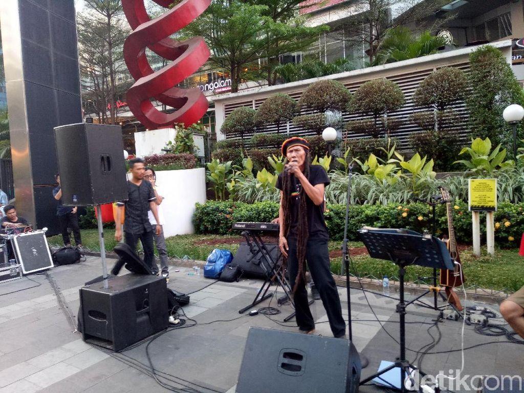 Anies Mau Pertunjukan Musik di Sudirman Tetap Ada Usai Asian Games