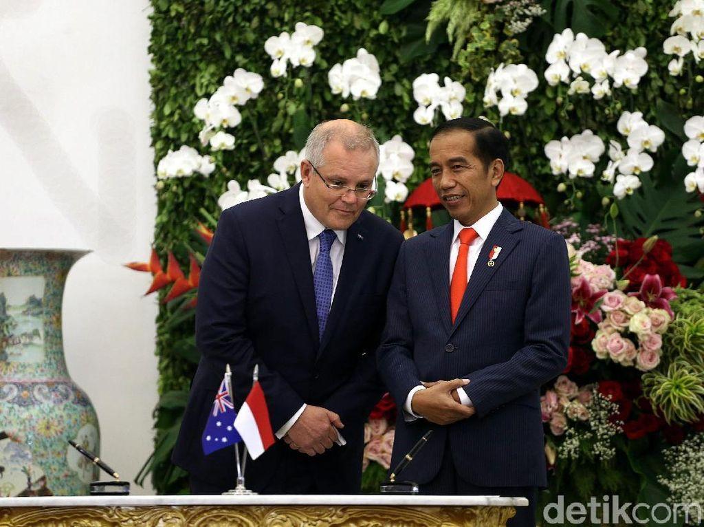 Sah! DPR Resmi Cantumkan Kerja Sama RI-Australia dalam UU