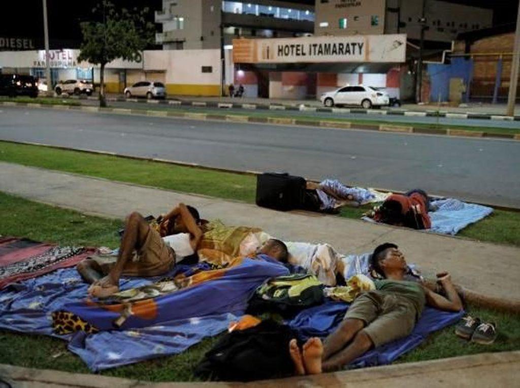 Potret Krisis Ekonomi Venezuela yang Bikin Miris