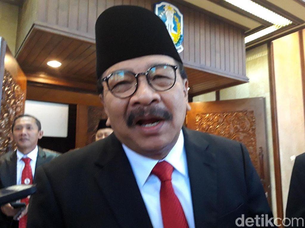 Tak Jadi Timses Jokowi atau Prabowo, Soekarwo Tegaskan Fokus di Jatim