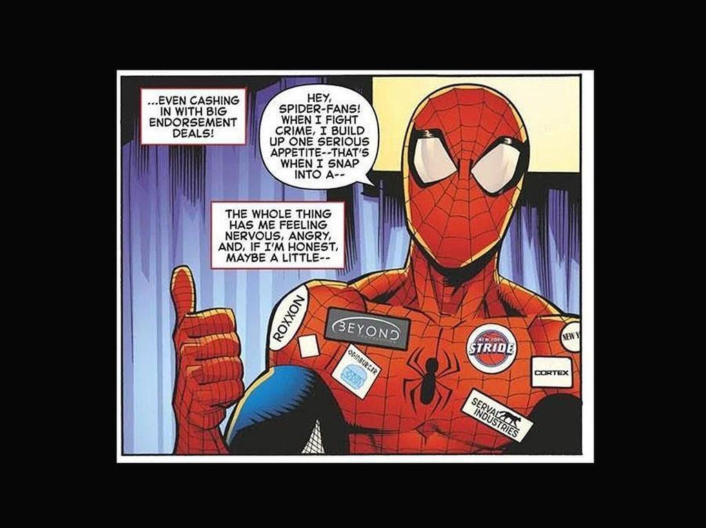 Kontroversi di Komik Amazing Spider-Man, Marvel Buka Suara