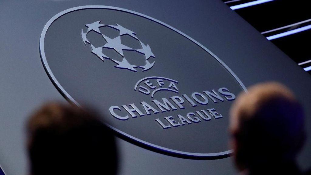 Tim Terbaik Fase Grup Liga Champions 2018/2019