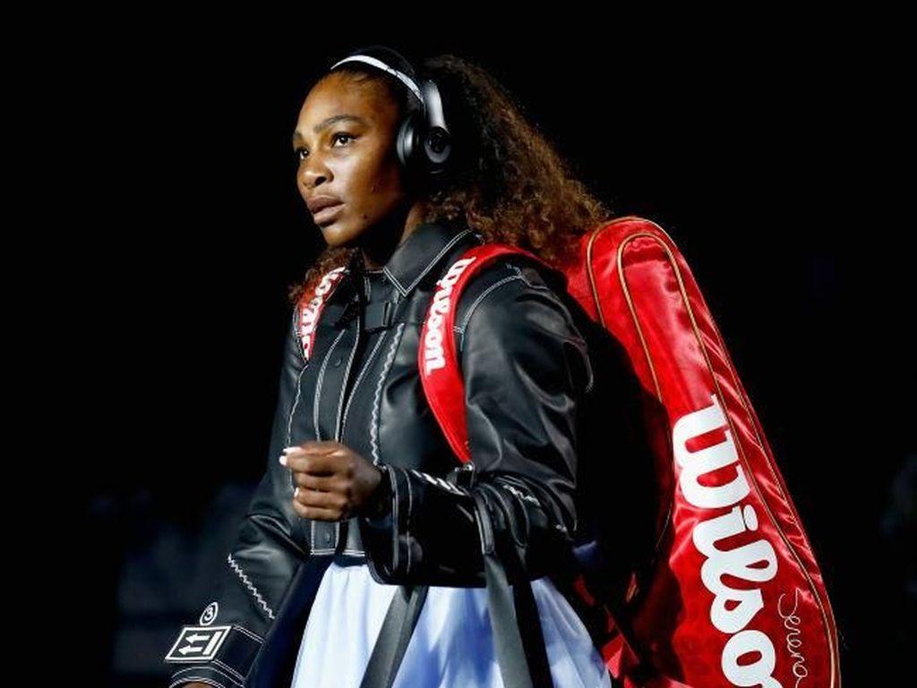 Perawatan Ekstrem Serena Williams, Spa 7 Hari Berturut-turut