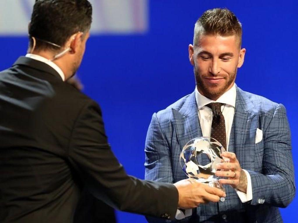 Real Madrid Borong Penghargaan Individual UEFA
