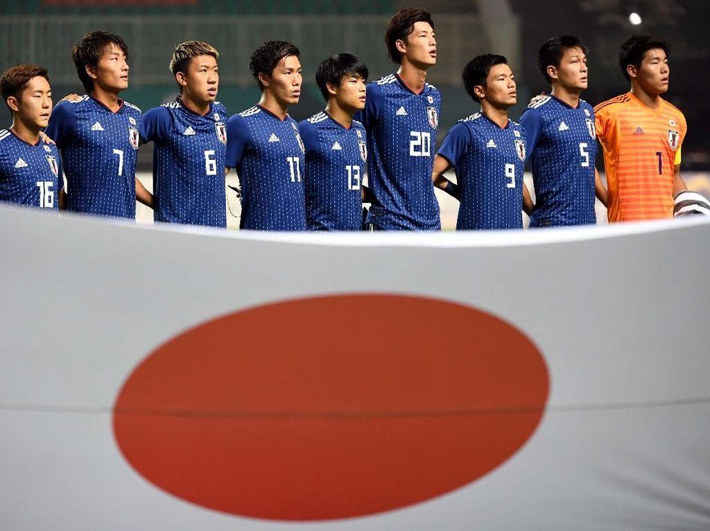 Lalui Perjuangan Besar untuk ke Final, Jepang Jadi Lebih Pede