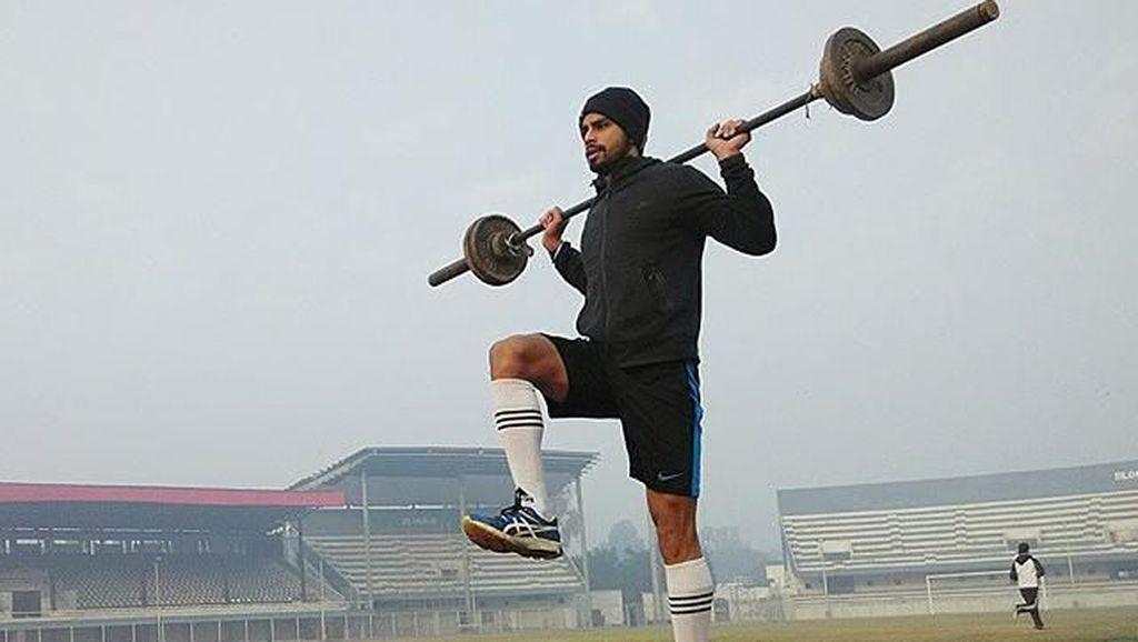 Kekarnya Arpinder Singh, Atlet India Peraih Emas Lompat Jangkit