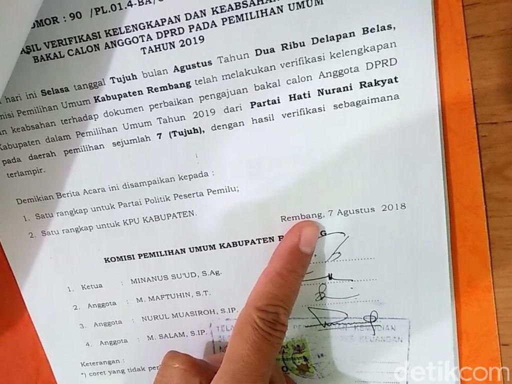 Bawaslu Rembang Perbolehkan Eks Koruptor Nyaleg, Ini Kata KPU