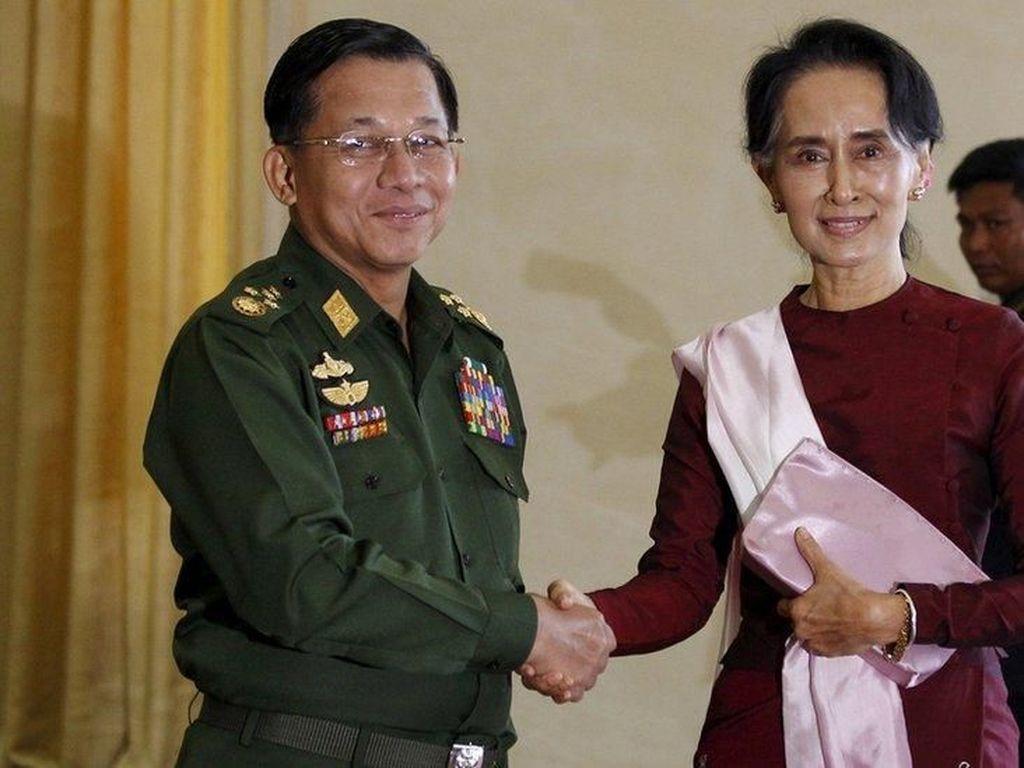 PBB: Aung San Suu Kyi Harusnya Mundur karena Kekerasan Rohingya