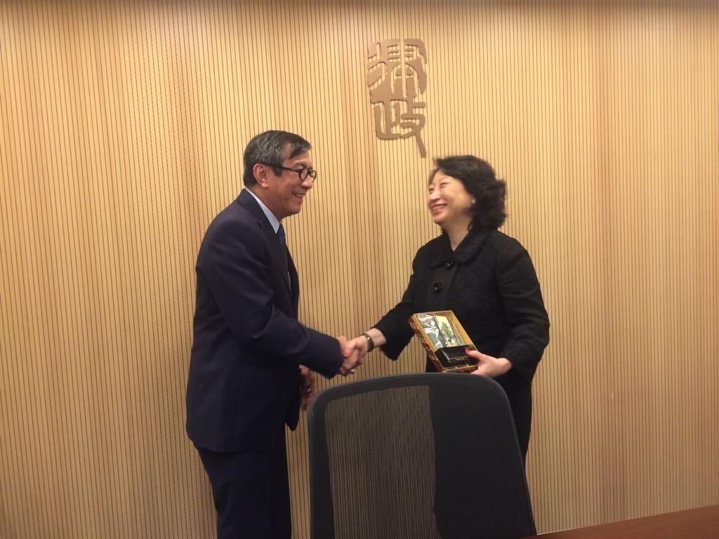 Hong Kong Tegaskan Komitmen Bantu Sita Aset Century