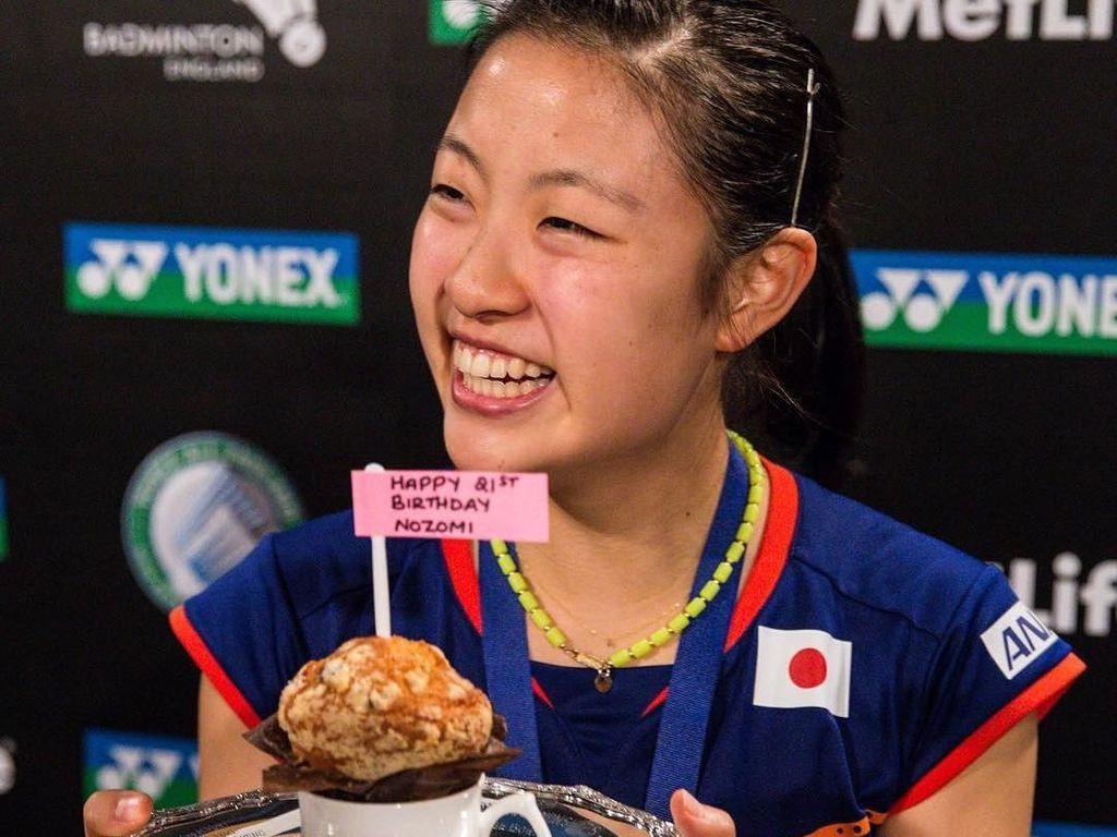 Intip Bugarnya Nozomi Okuhara, Jagoan Badminton Putri dari Jepang