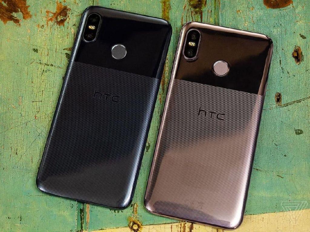 HTC Mundur dari Pasar Smartphone China?