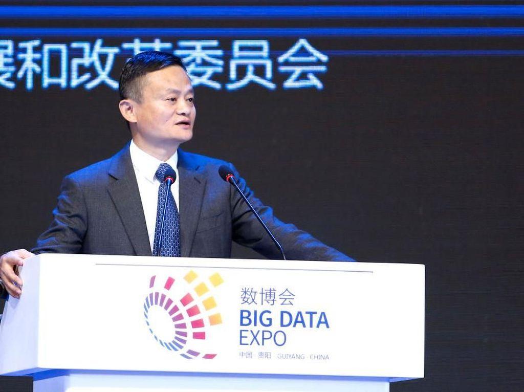 Jack Ma: Perang Dagang AS - China Akan Berlangsung 20 Tahun