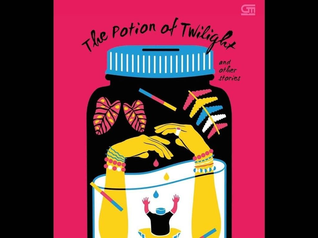 The Potion of Twilight Buku ke-2 Ratih Kumala Terbit ke Bahasa Inggris