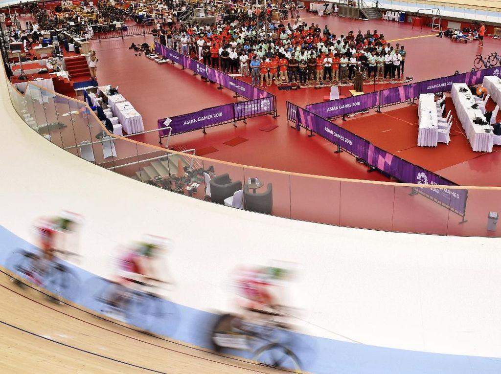 Jakarta Tuan Rumah Asian Track dan Paracycling Championship 2019