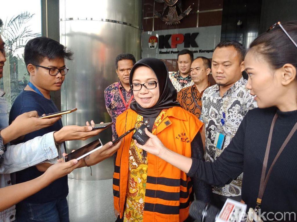 Eni Saragih Tegaskan Suap PLTU Riau-1 Mengalir ke Munaslub Golkar