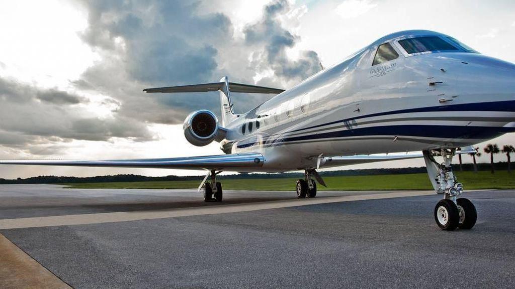 Mewahnya Pesawat Jet Pilihan Jack Ma