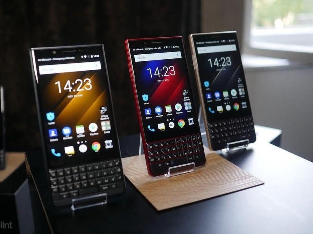 BlackBerry Tidak Mau Buru-buru Adopsi 5G